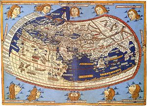 Claudius Ptolemy The World