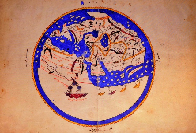 World Map of Idrisi
