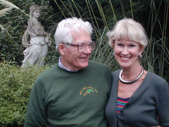 James and Sandy Lovelock
