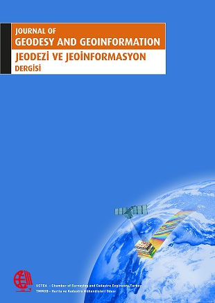 Journal of Geodesy and Geoinformation