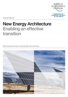 New Energy Architecture: Enabling an effective transition