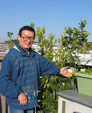 Professor Toshio Ogata