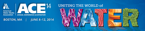 Unite the World of Water at ACE14!
