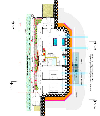 Earthship Global Model plan