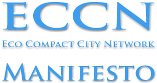 Eco compact city network