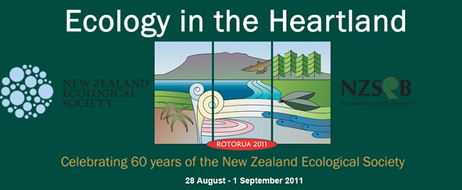 Annual Conference of the New Zealand Ecological Society