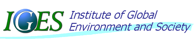 The Institute of Global Environment and Society, Inc. (IGES)
