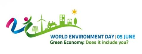"World Environment Day 2012: ""Green Economy: Does it include you?"""