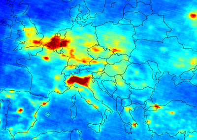 Air pollution in EU