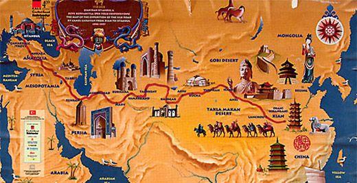 Silk Road (İpek Yolu)