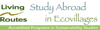 Study abroad in ecovillages